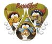 Beautiful-vsc Snow Collectors - ART144-gailz