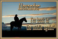 Alexander-gailz-Back in the Saddle Again