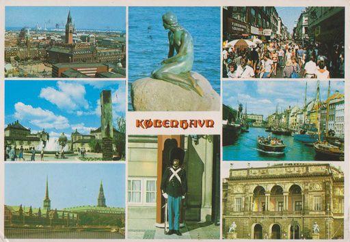 KOBENHAVN - Copenhagen 0