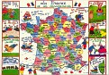 00- Map of France