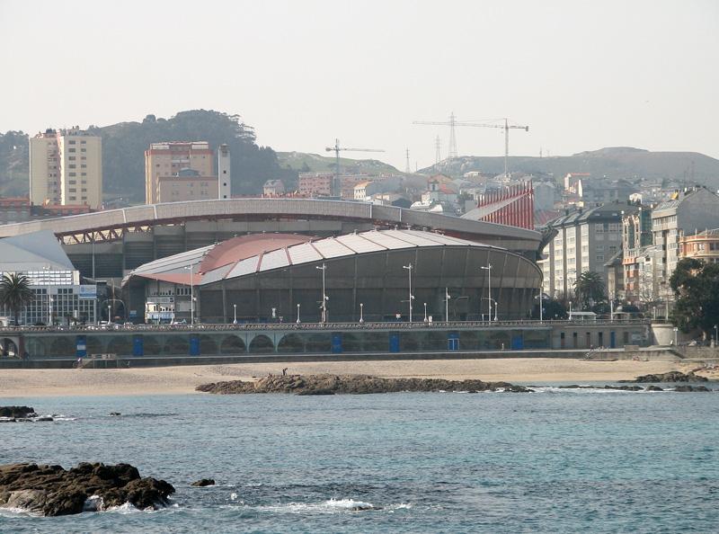 Riazor Stadium