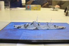 HMS Naiad 1940 BobC