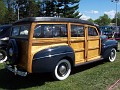 1941 Ford Wagon rear