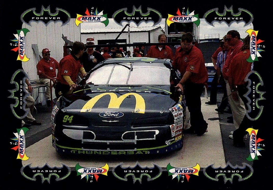 1995 Maxx Bat Chase #04 (1)