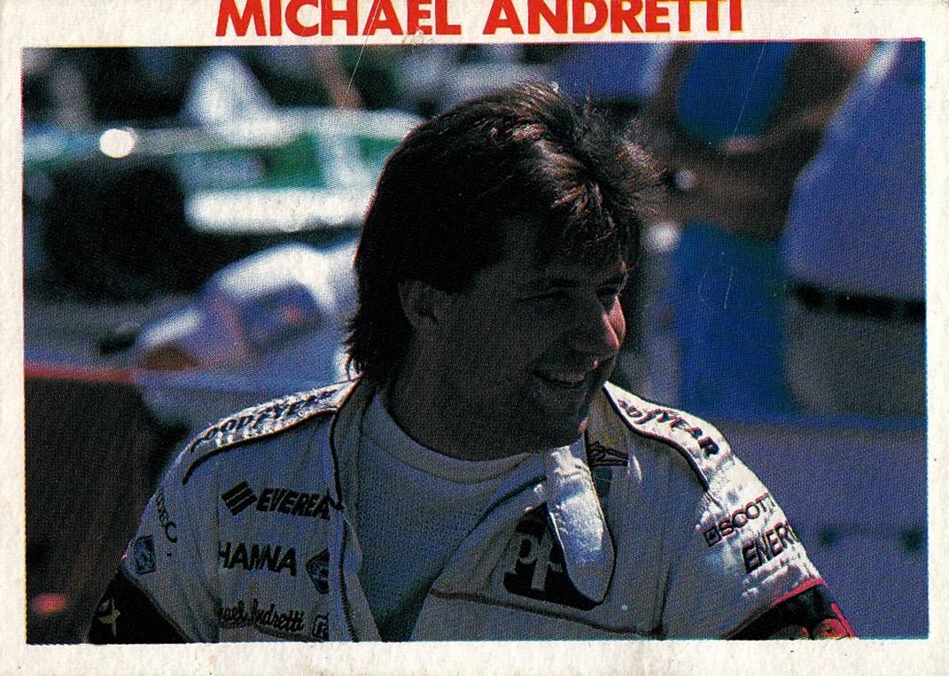 Indy 1990 Michael Andretti (1)