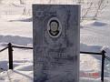 Grave of Subbotnik Jew in Vysoki, Russia
