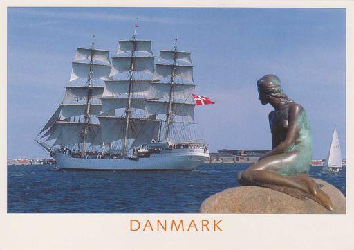 Denmark - THE LITTLE MERMAID NS