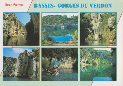 France - Gorges du Verdon SP