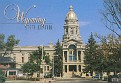 01- Capitol Building of WYOMING (WY)