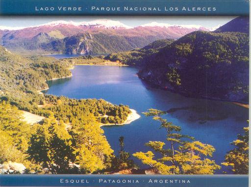 Argentina - 2017 LOS ALERCES NP