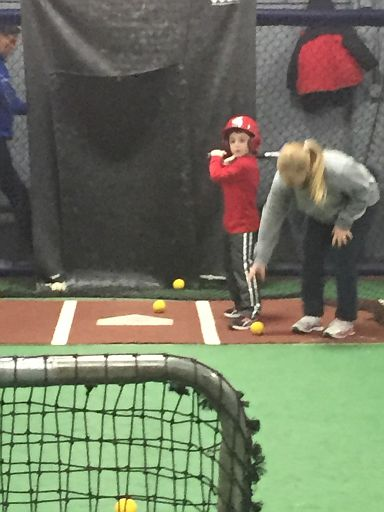 Batting Cages and Dinner with Aunt Shelley 4-18-17  (4)