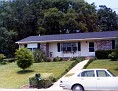 2732 Bedford Way as Scott and Debra first saw it, Tallahassee, Florida, 1978
