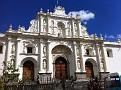 A Saturday Afternoon Walk Around Antigua, Guatemala. ...