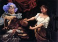 Judith, Holophrenes.... and Dame Edna