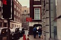 This is my own photo, taken just off High Holborn Street (circa 1990), in London, England. The one that started my collection.