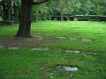 Headstone location