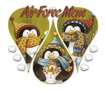 Air Force Mom-vsc Snow Collectors - ART144-gailz