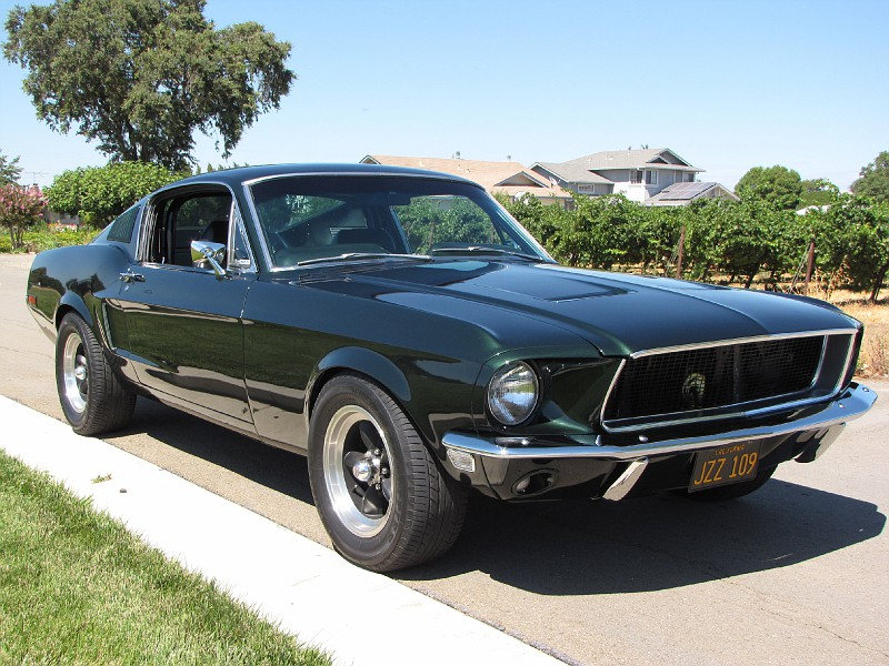 1968 Bullitt Mustang For Sale Imboc
