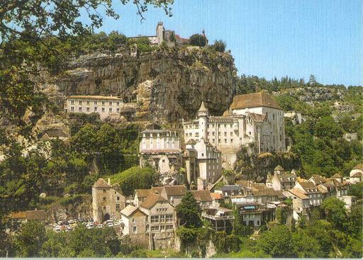 France - Causses du Quercy SP