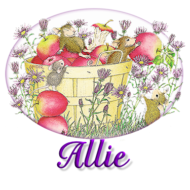 Allie hm an apple a day
