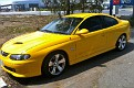 Yellow Monaro