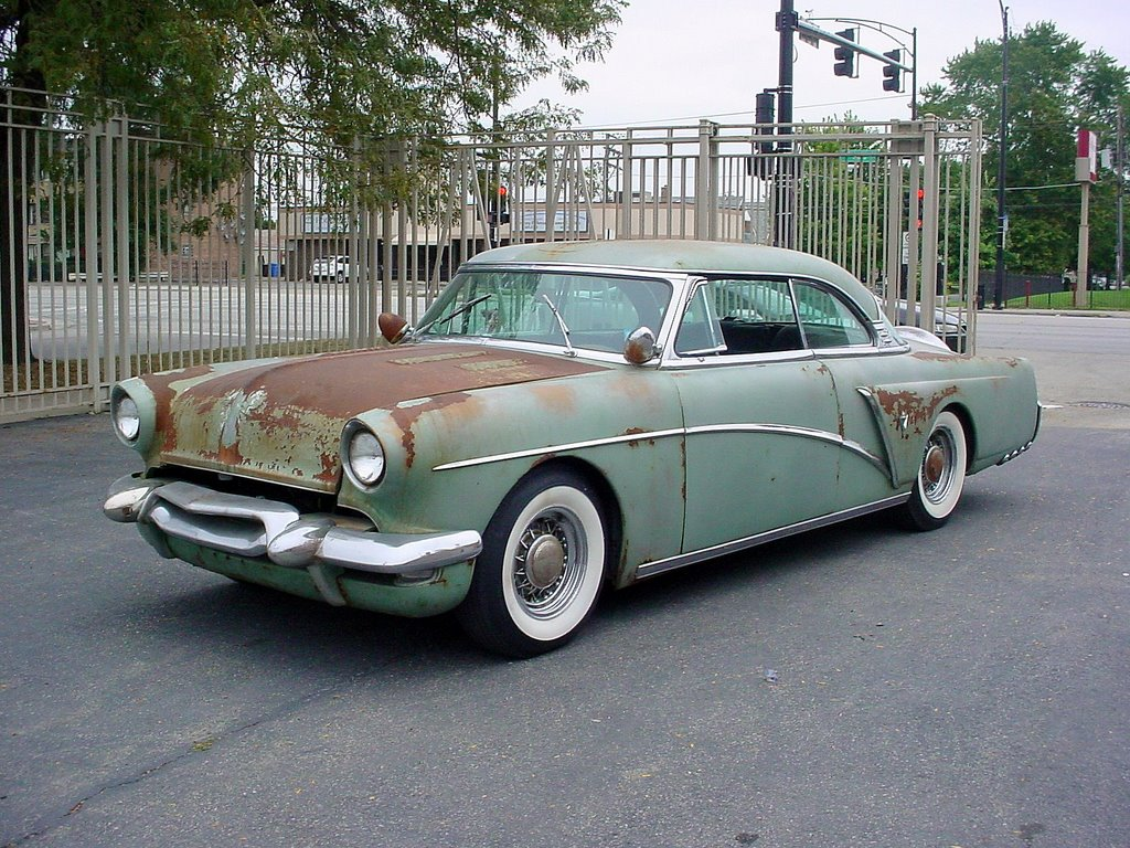 Ina Mea Overman 1952 lincoln