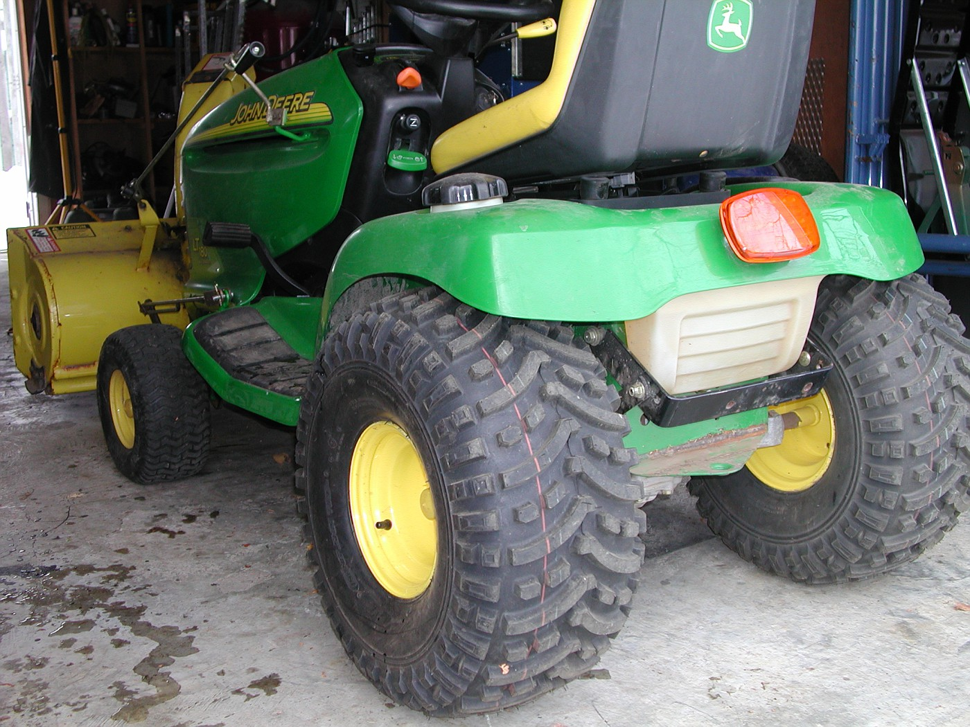 Tractor Safety Lights : Mytractorforum the friendliest tractor forum and