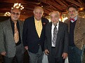 Mr brother Richy is on the left - then Billy Greco is second on right. I'm not sure of the other two guys but they are important to this gathering. Sorry !!!