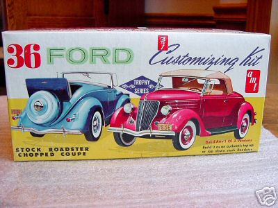AMT 36 Ford