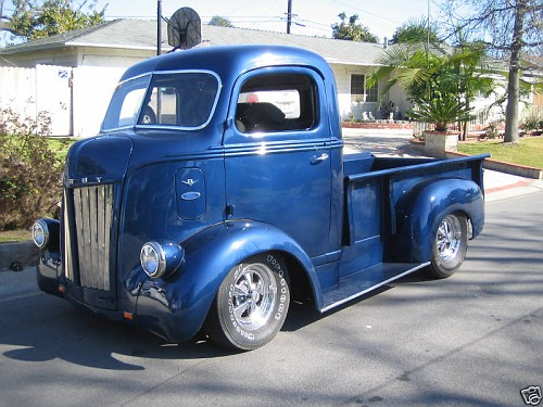 1952 ford coe custom submited images