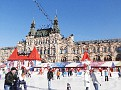 Ice-arena on Red Square!