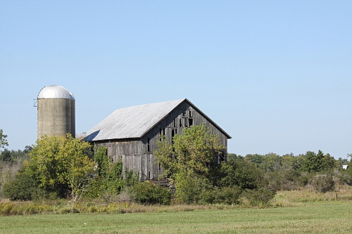 Another Route 12 Barn