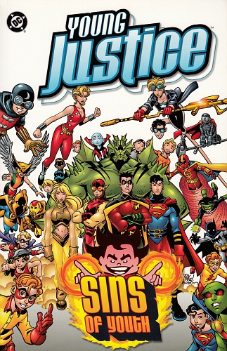 Young Justice Sins of Youth