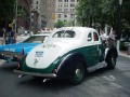 1939 Ford- NYPD rear markings