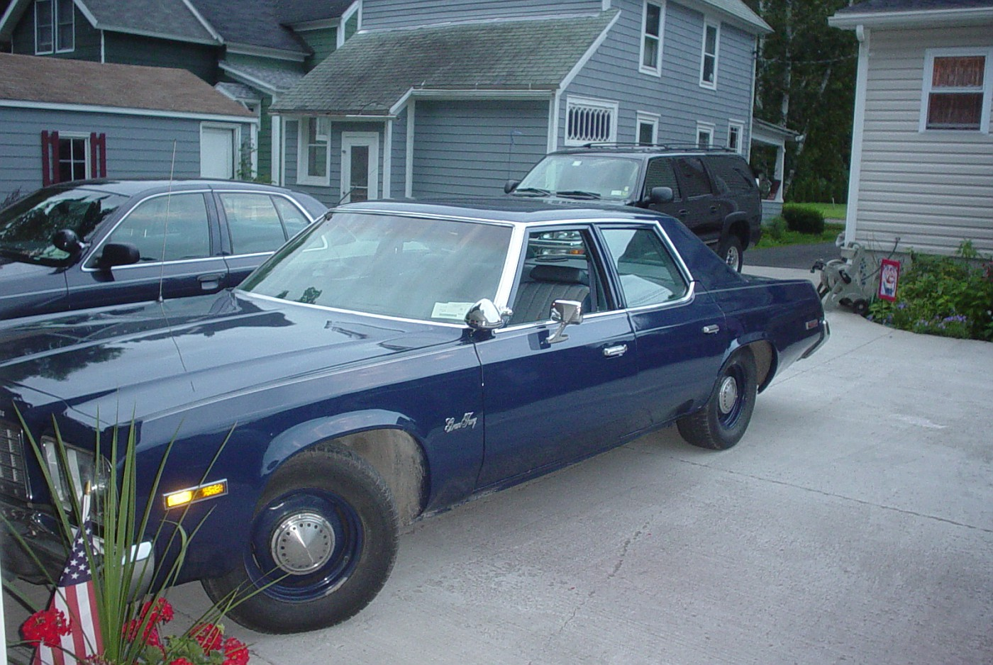 76 Plymouth Gran Fury