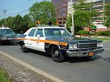 1974 Plymouth Fury NYC Department of General Services