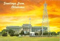 01- Capitol Building of OKLAHOMA (OK)