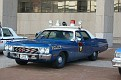 Clarkstown, NY Police 1973 Plymouth