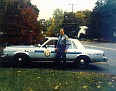 CT - Manchester Police 1985 Dodge