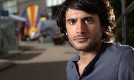 EastEnders: Syed Masood, played by Marc Elliott.