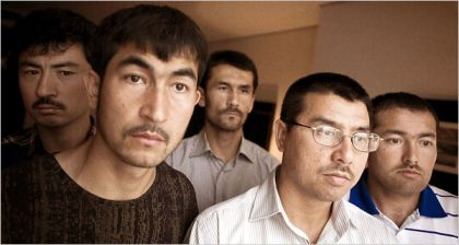 5 UIGHUR detainees released to Albania in 2006, the only country that would take them