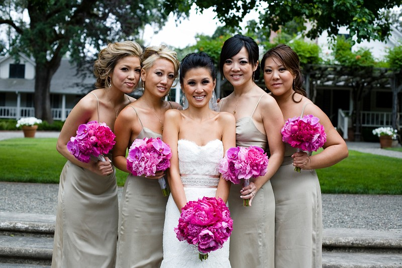 Pink in Your Wedding photo 831997-9