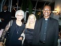 Ms.Nicole H. Etheart, Ms. Marcia Machado & Father Simon Nwachukwu