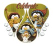 Celebrate-vsc Snow Collectors - ART144-gailz