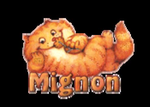 Mignon - SpringKitty