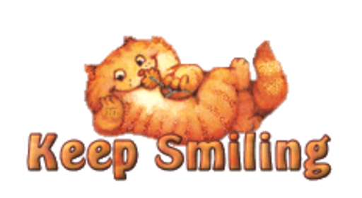 Keep Smiling - SpringKitty