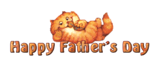 Happy Father's Day - SpringKitty