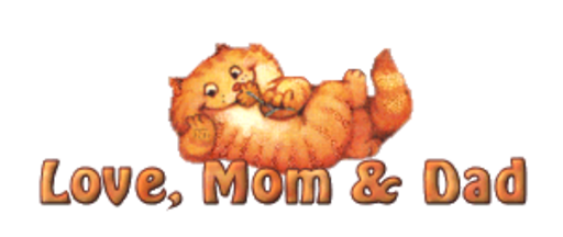Love, Mom & Dad - SpringKitty