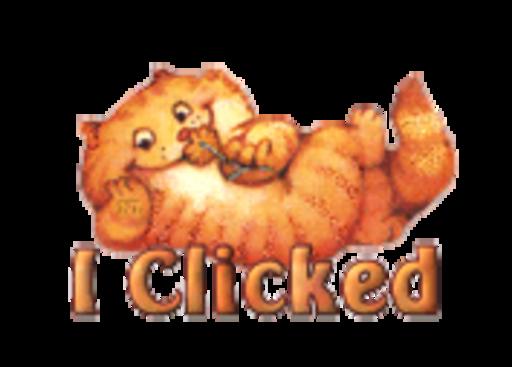 I Clicked - SpringKitty