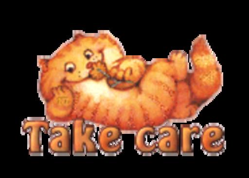 Take care - SpringKitty